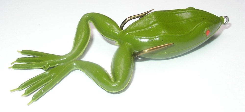 Snag Proof Frog