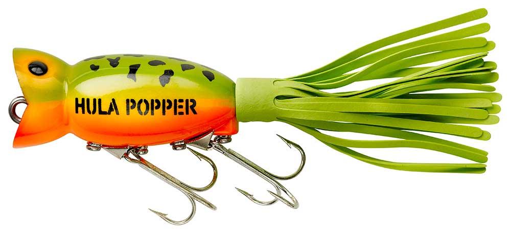 arbogast hula popper