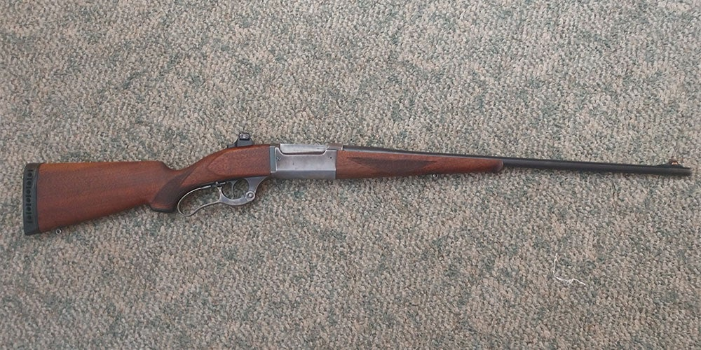 Blast From the Past: Savage Model 99