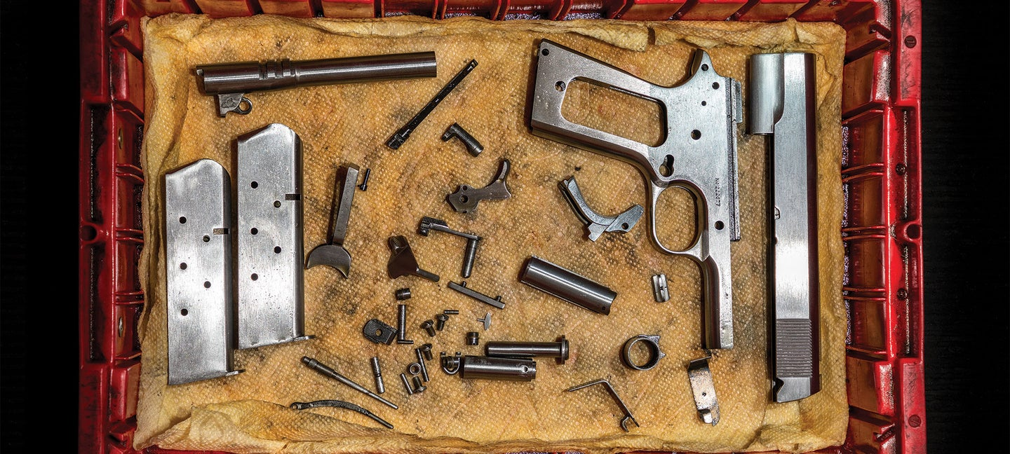 Photo Gallery: How a Turnbull Restoration Gives Old Guns New Life