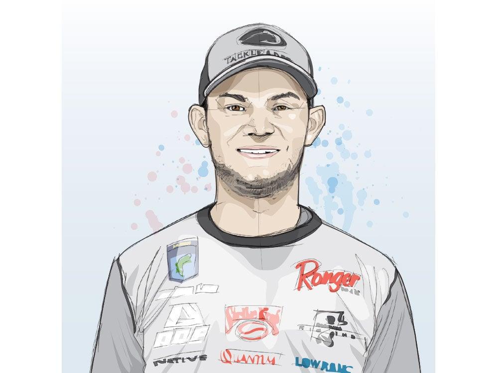 illustration of mike sudal