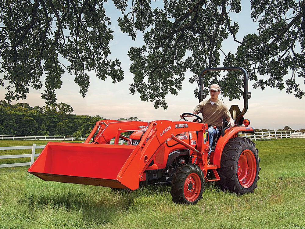Tractor Review: Kubota L Standard Series Tractors