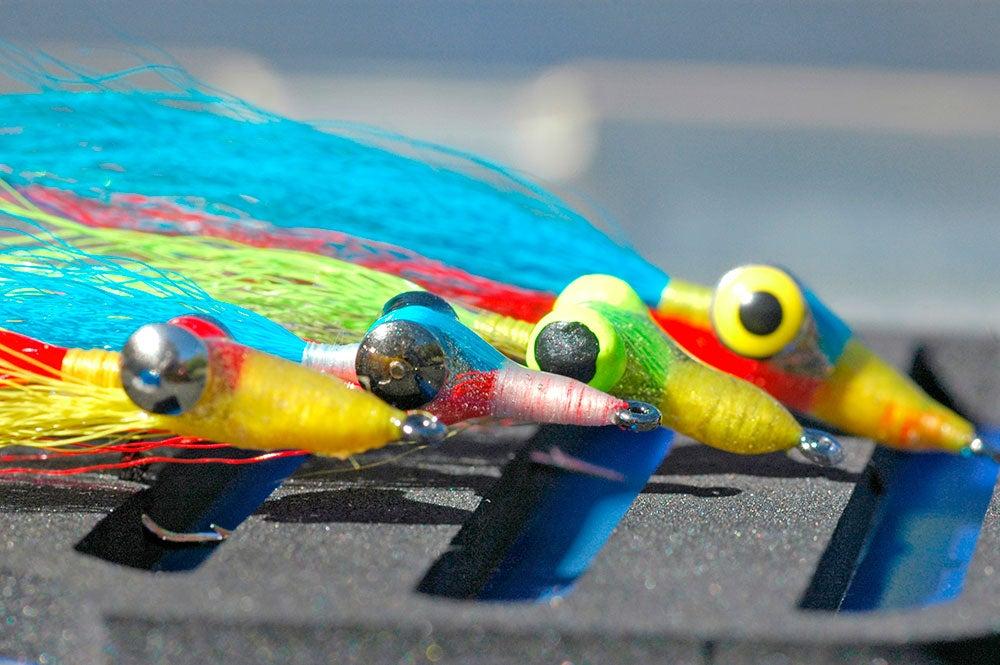 clouser winter fly