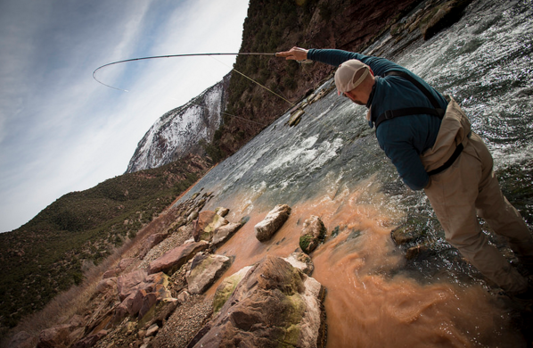 Fishing Photos: The Green River, Early Spring