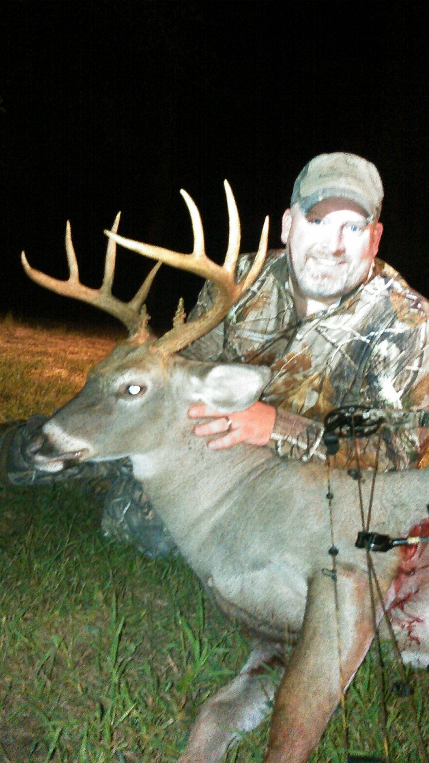Tags Filled as Bucks Transition from Ag to Oaks