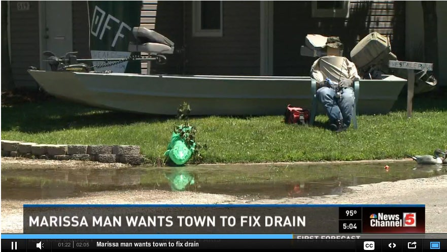 How To Upset The Mayor With A Fishing Rod