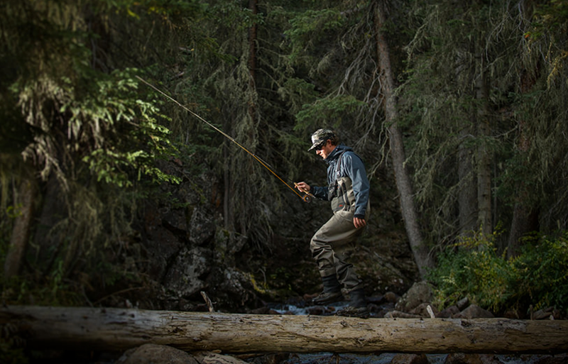 Slide Show: Scientific Anglers Photo Shoot