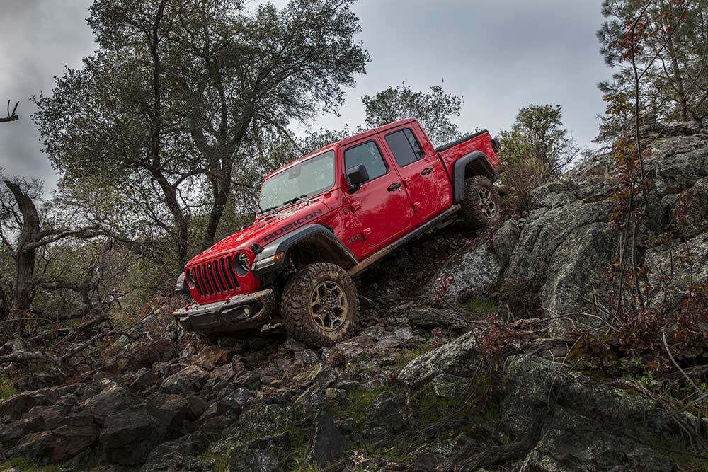 First Look: 2020 Jeep Gladiator