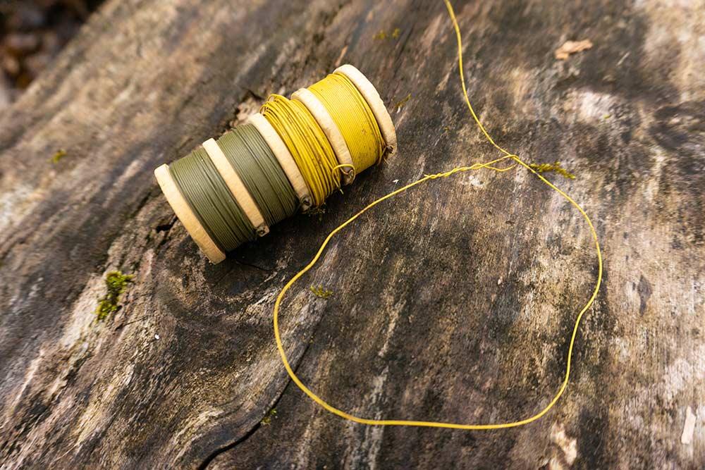 spools of detonation cord