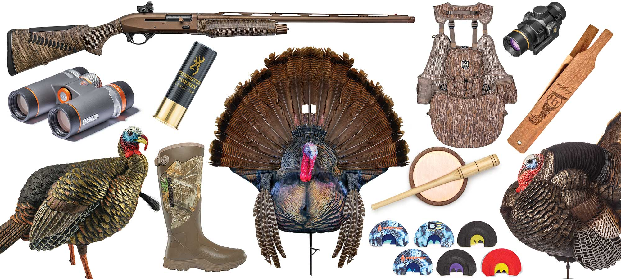 The Best New Turkey Hunting Gear Guide for 2019