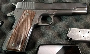 Blast From the Past: Remington Rand 1911