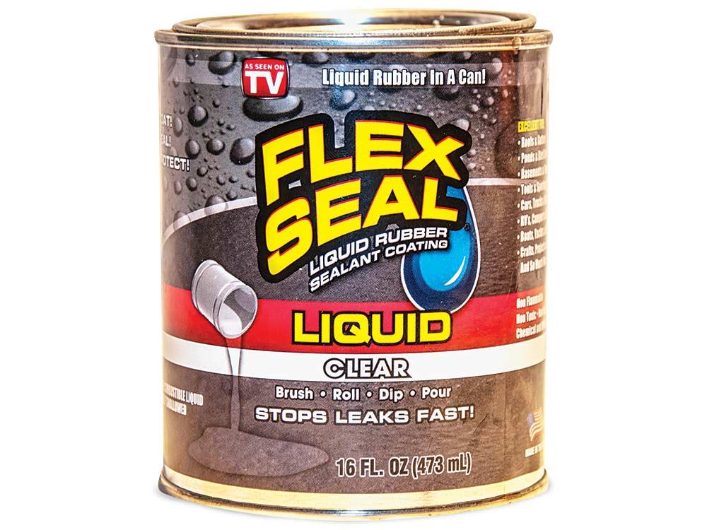 Flex Seal Liquid Rubber Sealant Coating