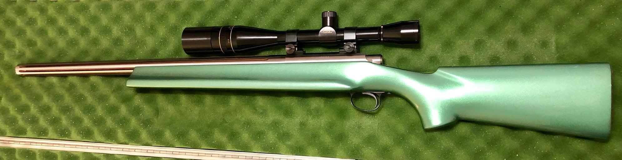 Blast From the Past: 6mm PPC Green Machine