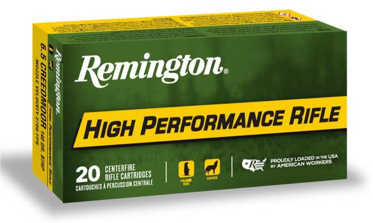 Remington High Performance Rifle Ammo