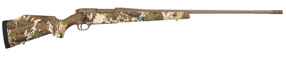 Weatherby Mark V Subalpine rifle