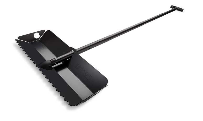 DMOS Stealth Shovel
