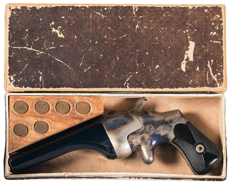 Blast from the Past: Connecticut Arms Hammond Bulldog Pistol