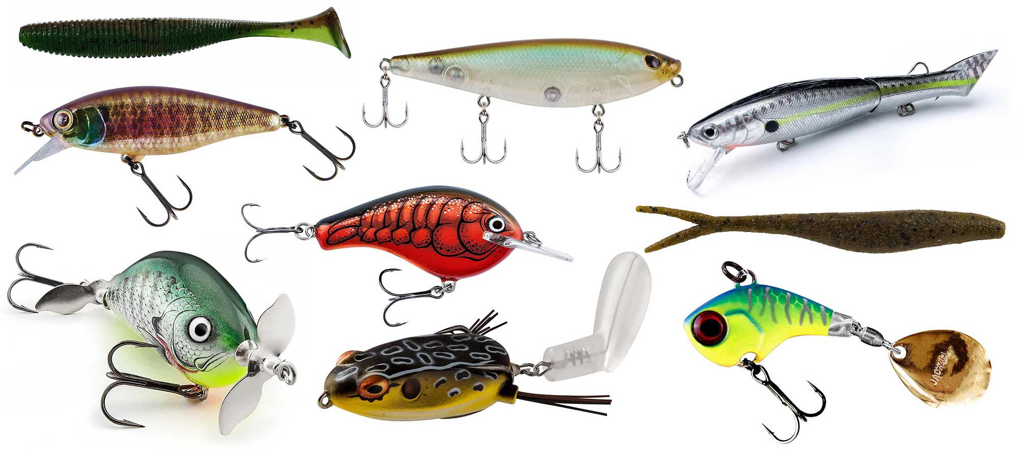 10 Hottest New Baits from the Bassmaster Classic