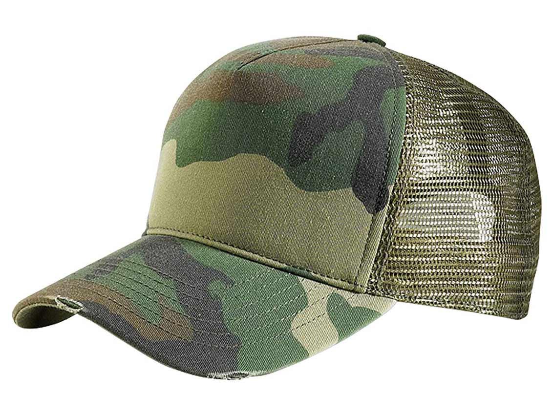mg camoflauge baseball cap