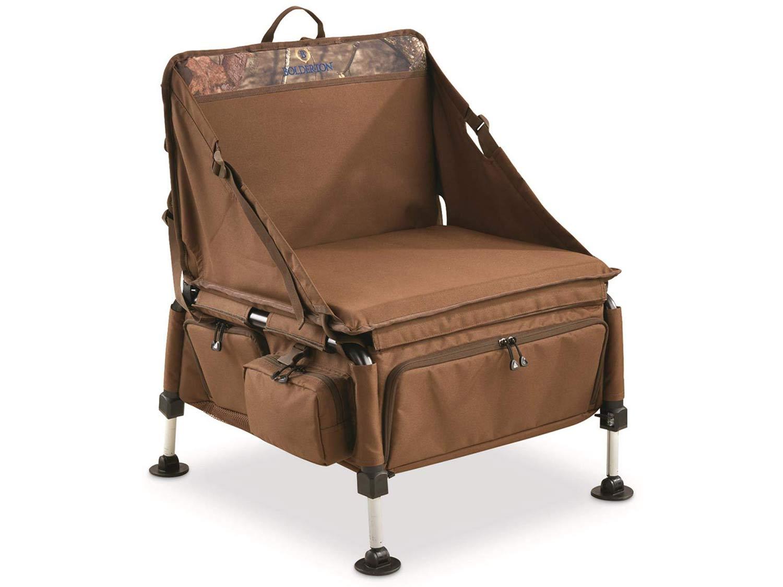 Bolderton Elite Sportsman's Chair