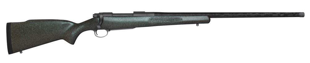 Rifle Review: The Nosler Mountain Carbon, Part One