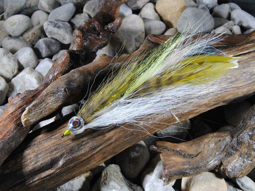 bucktail flies deer hair
