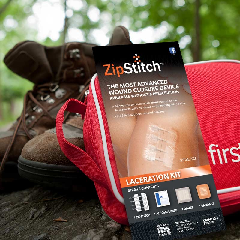 zipstitch wound closure device
