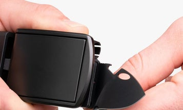 It's a Cinch: You Need This Tactical Survival Belt