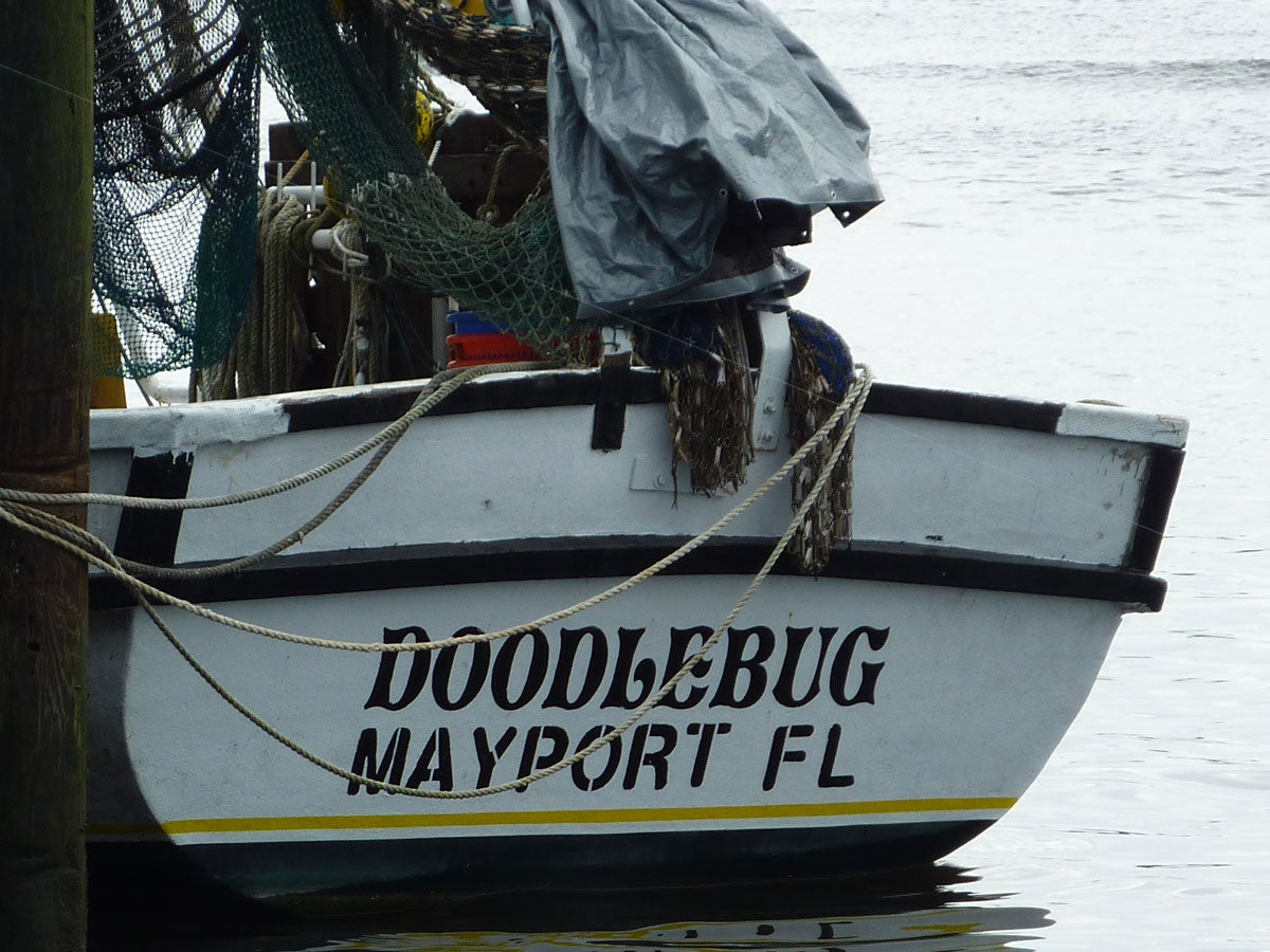 What's the Best Name for a Fishing Boat?