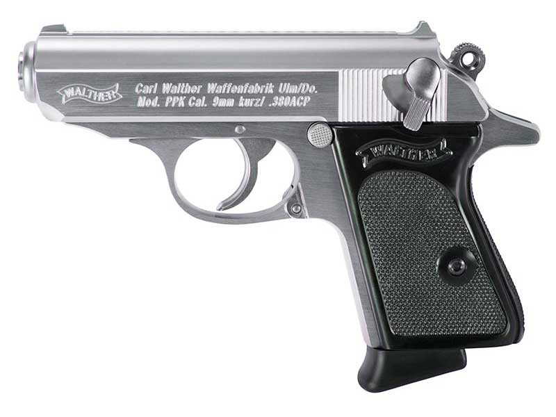 1931: The Walther PPK