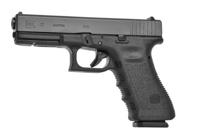 1982: The Glock 17