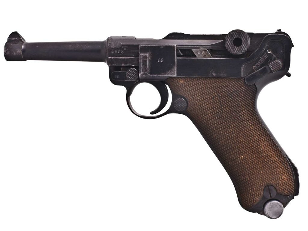 1902: The Luger Pistol