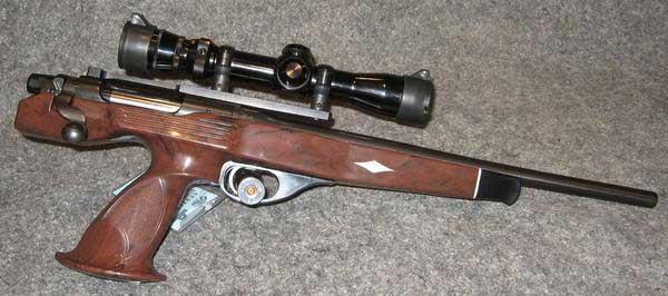 1961: Remington XP 100