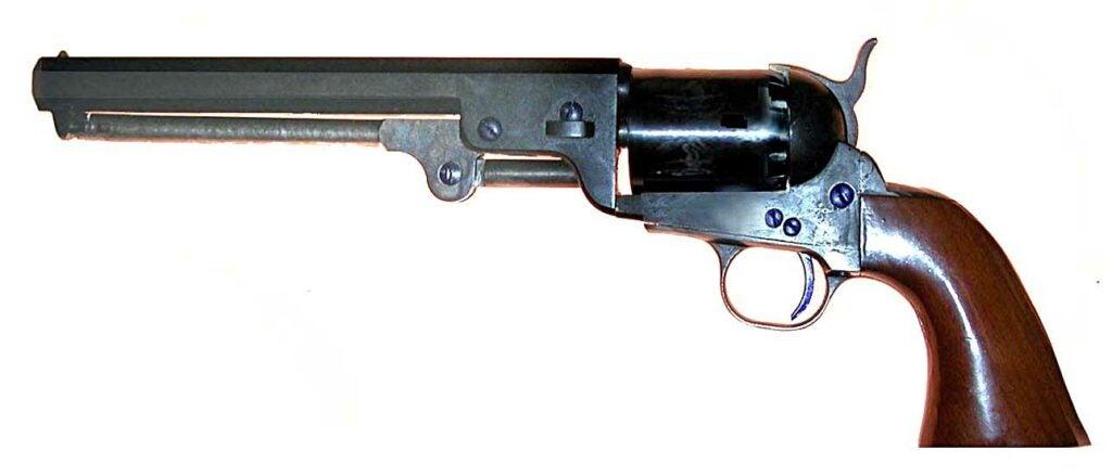 1851: The Colt Revolver