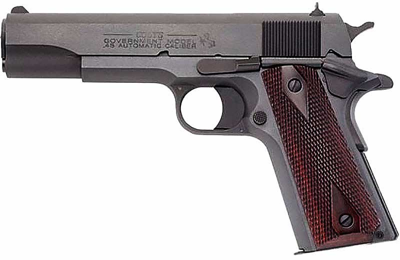 1911: The iconic Colt