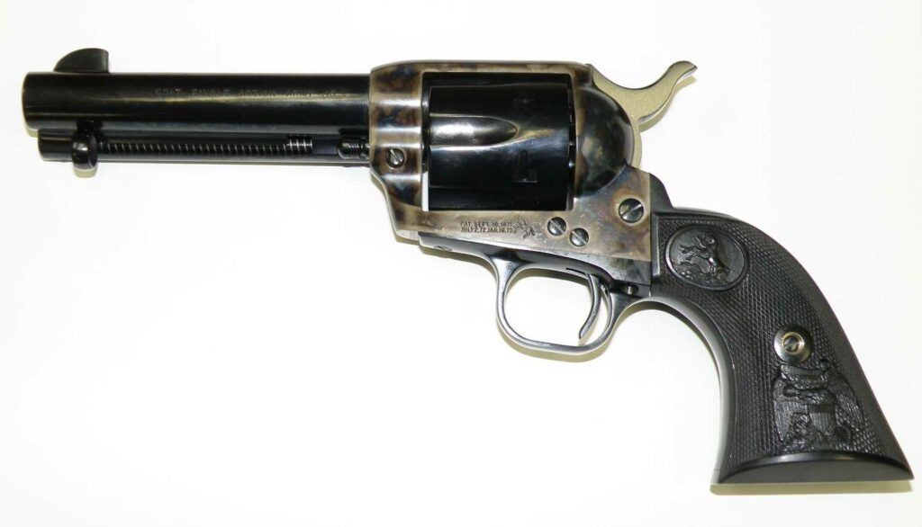 1873: The Colt Single Action Army