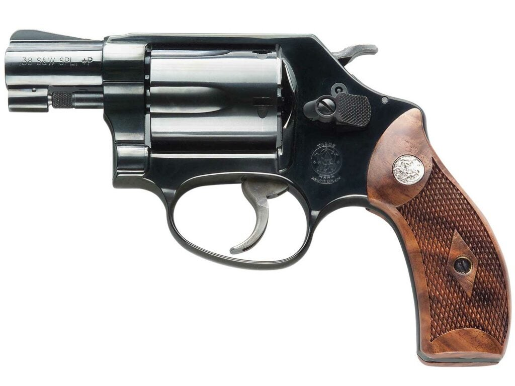 1950: The S&W Model 36