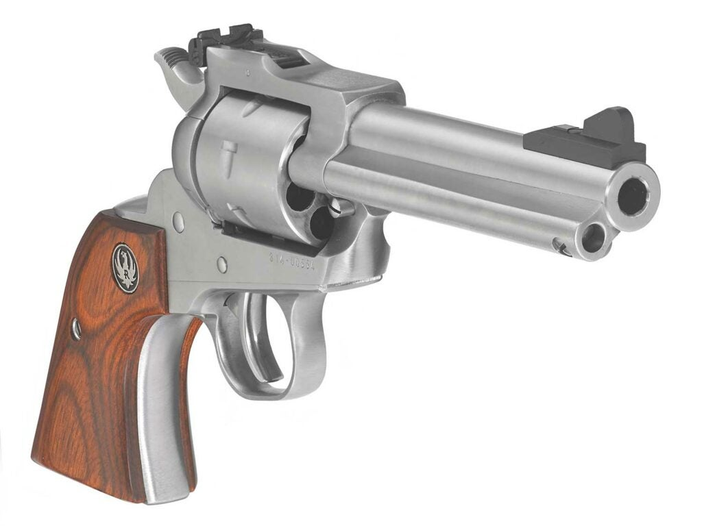 2014: The Ruger Single Seven