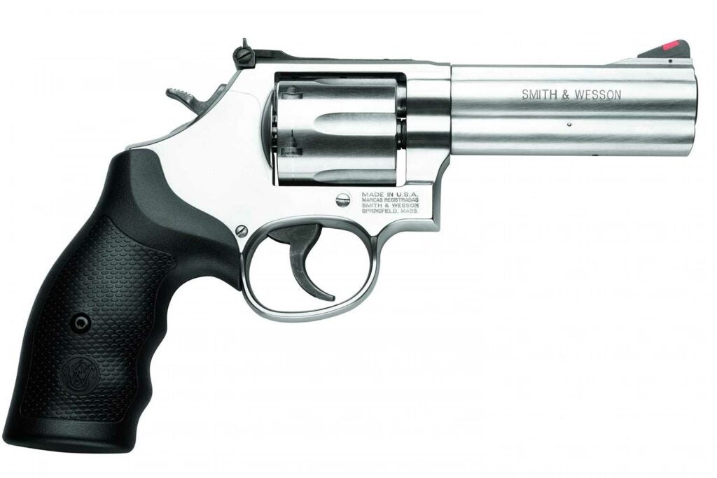 1980: The S&W Model 686