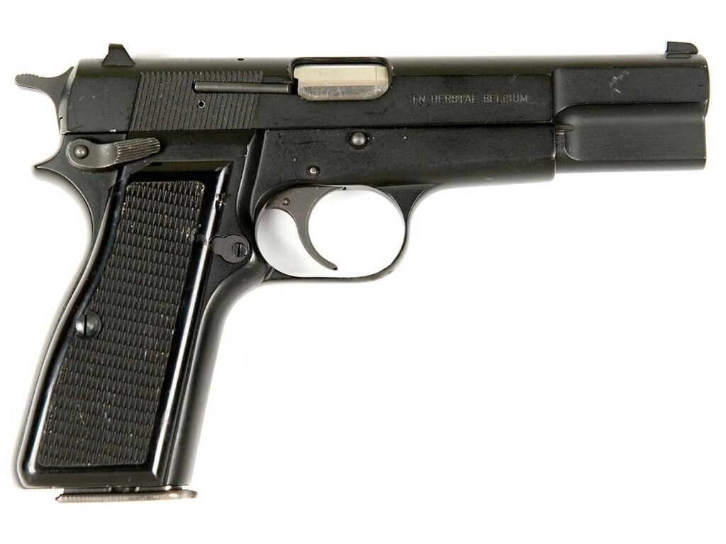 1935: The Browning Hi-Power