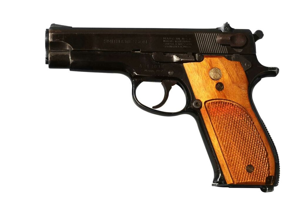 1955: The S&W Model 39