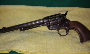 What Makes This .45 Colt Single Action So Rare?