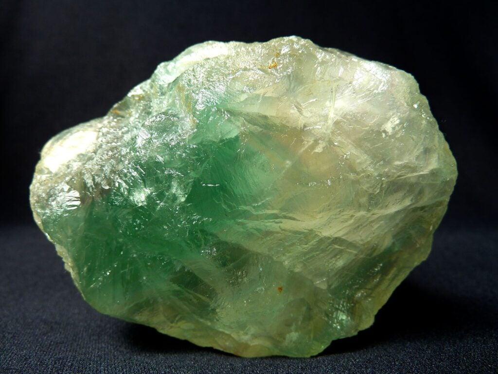 Fluorspar flourite mineral