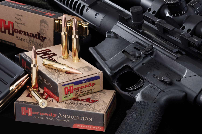 hornady superformance ammo and gun