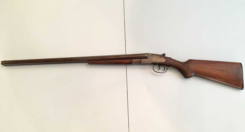 A Grandfather's Love in a Vintage L.C. Smith Shotgun