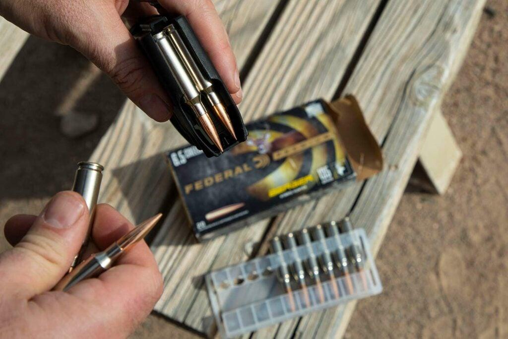 6.5 creedmoor hybridge berger hunter ammo