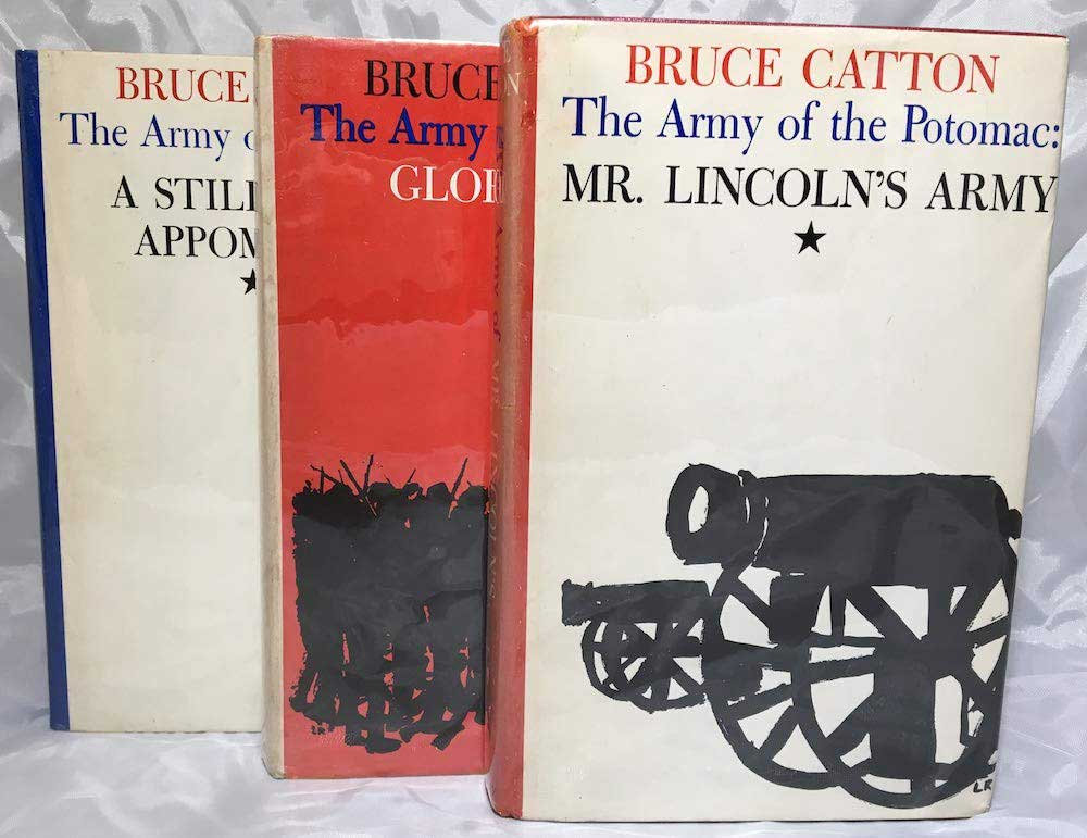 _The Army of the Potomac_, by Bruce Catton