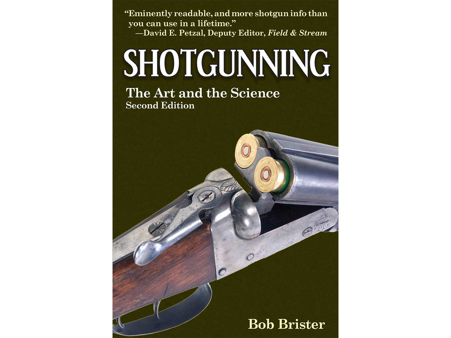 Shotgunning: The Art and the Science, by Bob Brister
