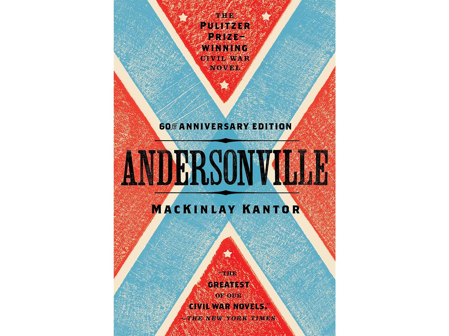 Andersonville, by Mackinlay Kantor