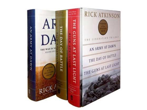 Liberation Trilogy by Rick Atkinson